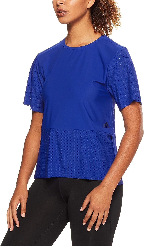 Adidas Damen Tech Kurzarm T-Shirt