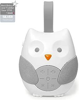 Skip Hop Stroll & Go Portable Baby Sleep Soother - Owl