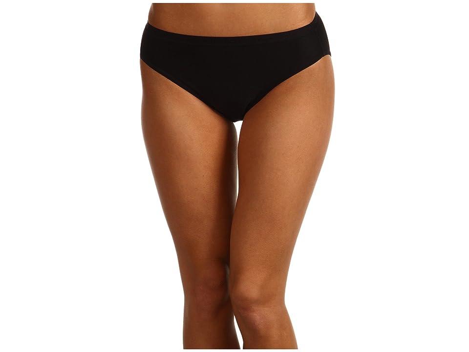 ExOfficio Give-N-Go(r) Bikini Brief (Black) Women