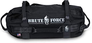 are Heavy Duty Workout Sandbags for Fitness, Exercise & Crossfit with Adjustable Weights + Proudly Made in The USA