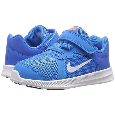 Nike Kids Downshifter 8 (Infant/Toddler) (Blue Hero/Football Grey/Cobalt Blaze) Boys Shoes