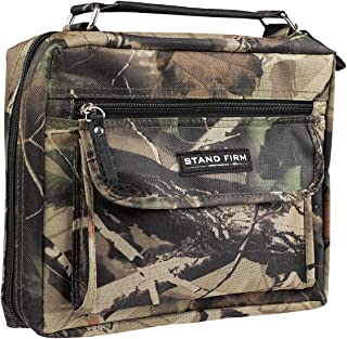 Mossy Oak Camo Poly-Canvas Bible / Book Cover w/