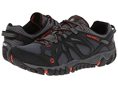 Merrell All Out Blaze Aero Sport (Black/Red) Men
