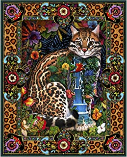 Cat Puzzles for Adults 1000 Piece - Tapestry Cats Jigsaw Puzzle for Adults 1000 Piece Gift for Puzzle Lovers Challenging T...