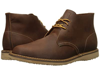 Red Wing Heritage Weekender Chukka (Copper Rough & Tough) Men