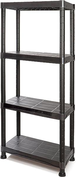 Tayg Kit estantería plástico 634, 600 x 300 x 1370 mm