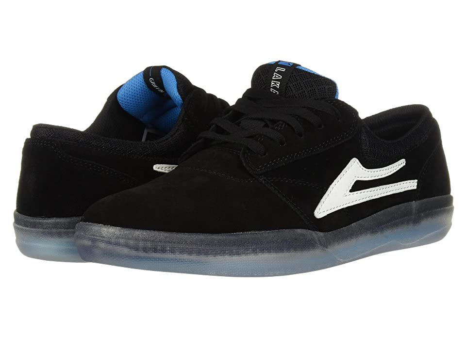 Lakai Griffin XLK (Black Suede) Men