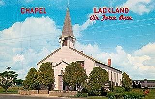 lackland chapel