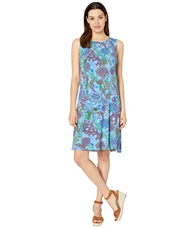 Fresh Produce Oceanscape Chloe Dress (Bayside Blue) Women
