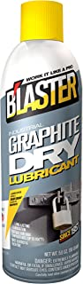 B'laster 8-GS Industrial Graphite Dry Lubricant - 5.5-Ounces