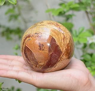 Natural Fancy Jasper Sphere   Gemstone Sphere   Healing Sphere   Reiki Sphere   Meditational Sphere - 906 GMS