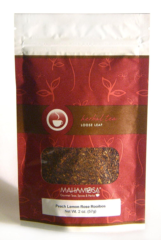 Mahamosa Peach Lemon Rose Rooibos Herbal oz Selling - Tea 2 Popular products