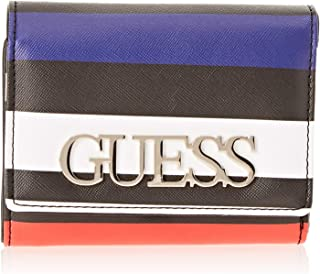 969d9ddc7 Guess - Felix, Carteras Mujer, Multicolor (Stripe/Stp), 12.5x11x3