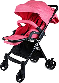 Baby Plus Baby Strollers For Girls,Pink,BP7733