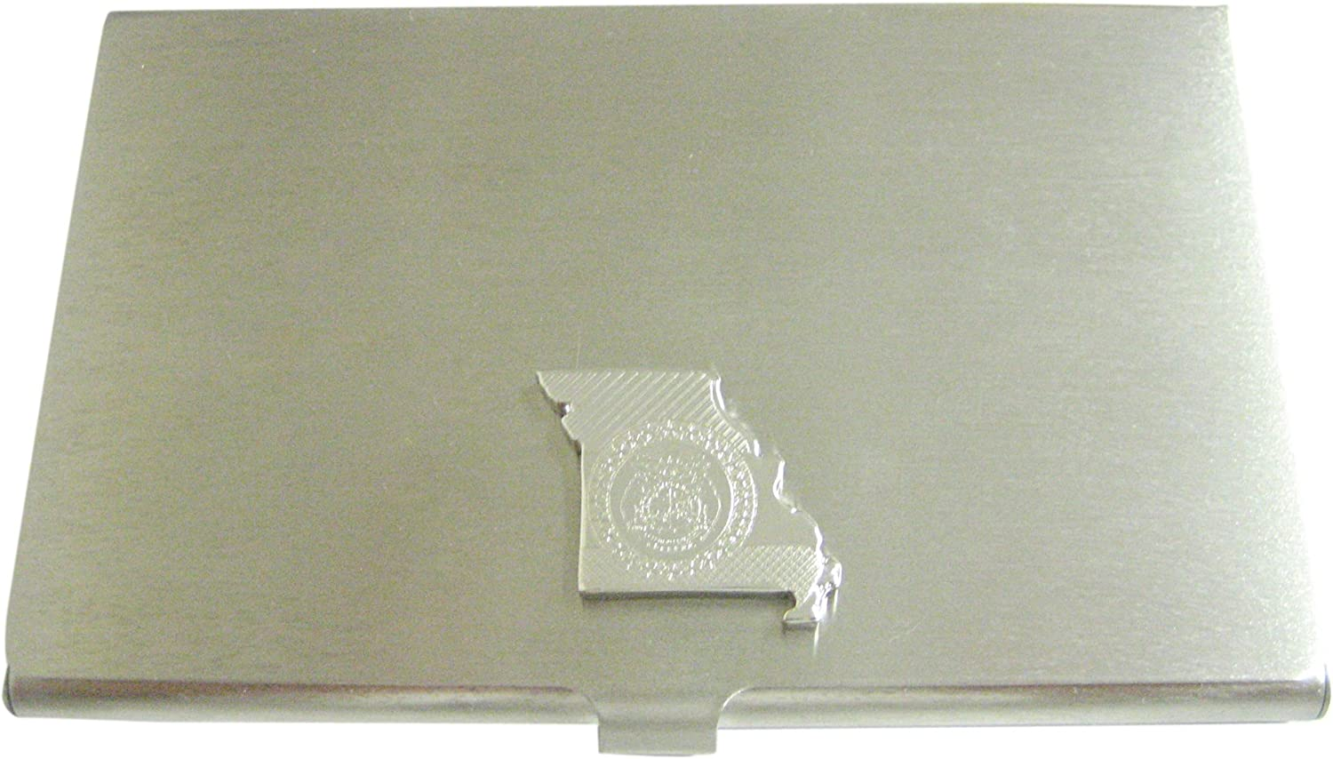 Missouri State Max 69% OFF Map Shape and Flag Holder High order Card Design Business