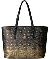 MCM - Gradation Visetos Shopper Medium