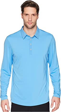 adidas Golf - CLIMACOOL® UPF Long Sleeve Polo