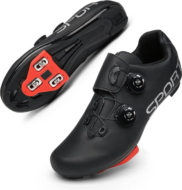 Brand new Womens Peloton Cycling Shoes Compatible Delta Clea 3 5 ☆ very popular Spd-SL Bolt
