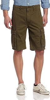Levi's Men's Ace Cargo Twill Short Ivy Green, Ivy Green, 32W