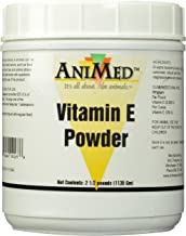AniMed Vitamin E Powder Supplement for Horses, 2.5-Pound