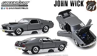 Greenlight Hwy-18016 1: 18 Highway 61-1: 18 John Wick (2014) - 1969 Ford Mustang Boss 429