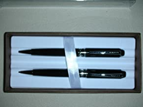 Kingston Cross Limited Edition Black Lacquer Pen 0.7mm Pencil Set in Giftbox
