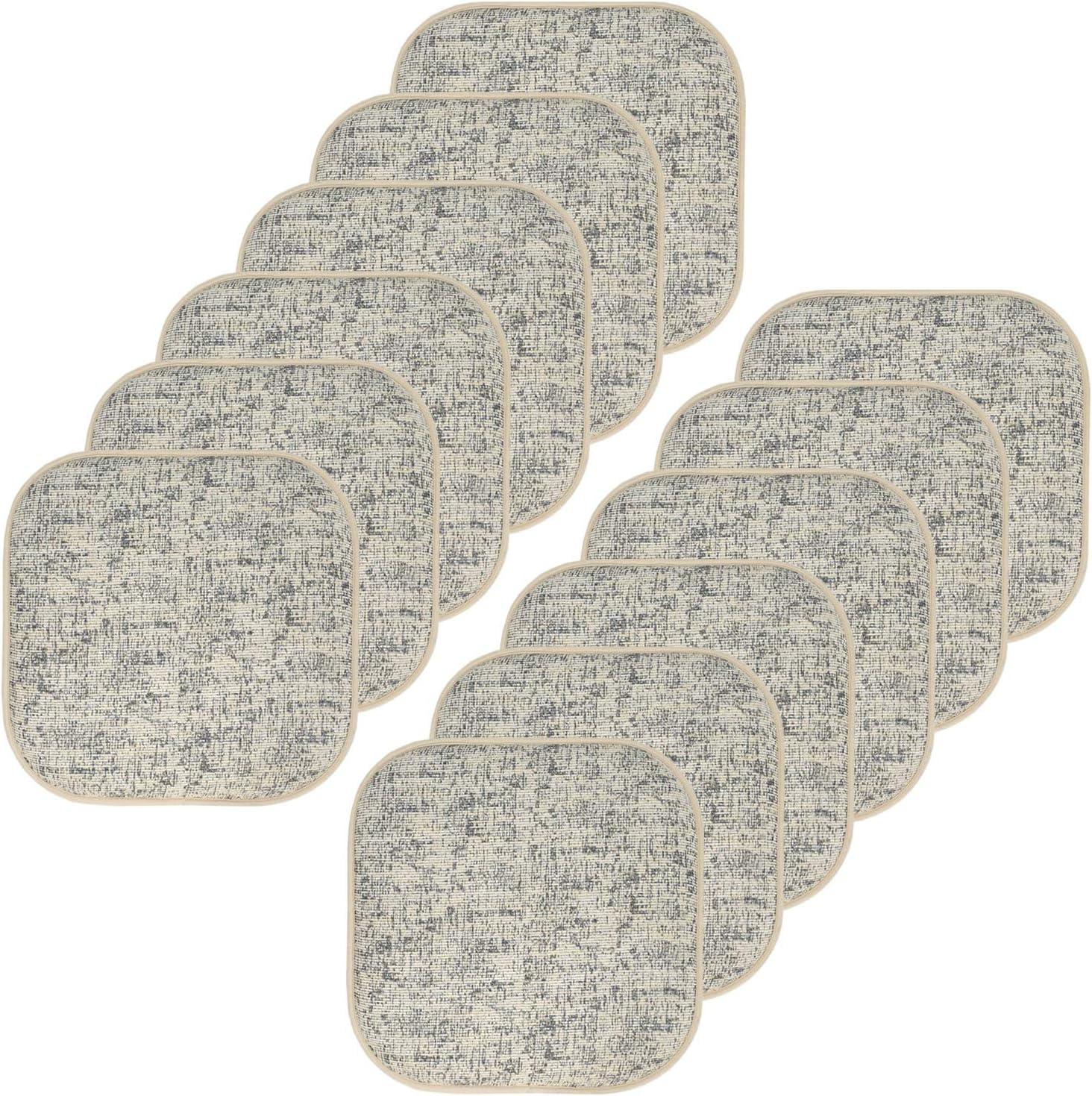 Sweet 在庫あり Home Collection Chair Cushion P Pads Honeycomb デポー Foam Memory