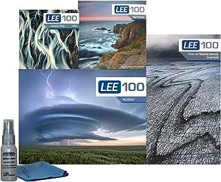 LEE Filters LEE100 77mm Landscape Starter Kit 1 - LEE Filters LEE100 Filter Holder, LEE 100mm Soft Edge Graduated ND Filte...