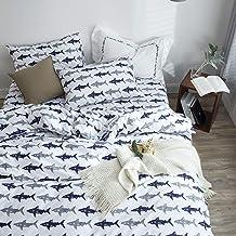 Erosebridal Shark Sherpa Blanket Abstract Shark Flannel Blanket Nautical Throw Blanket for Kids Girls Boys Teens Sea Animal Ocean Surf Bed Blanket for Living Room Bedroom Decor Blue Baby