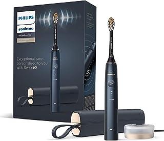 Philips Sonicare Prestige 9900 onze meest geavanceerde elektrische tandeborstel met SenseIQ - All-in-one borstelkop - Comp...