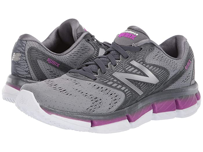 New Balance  Rubix (Lead/Voltage Violet) Womens Running Shoes