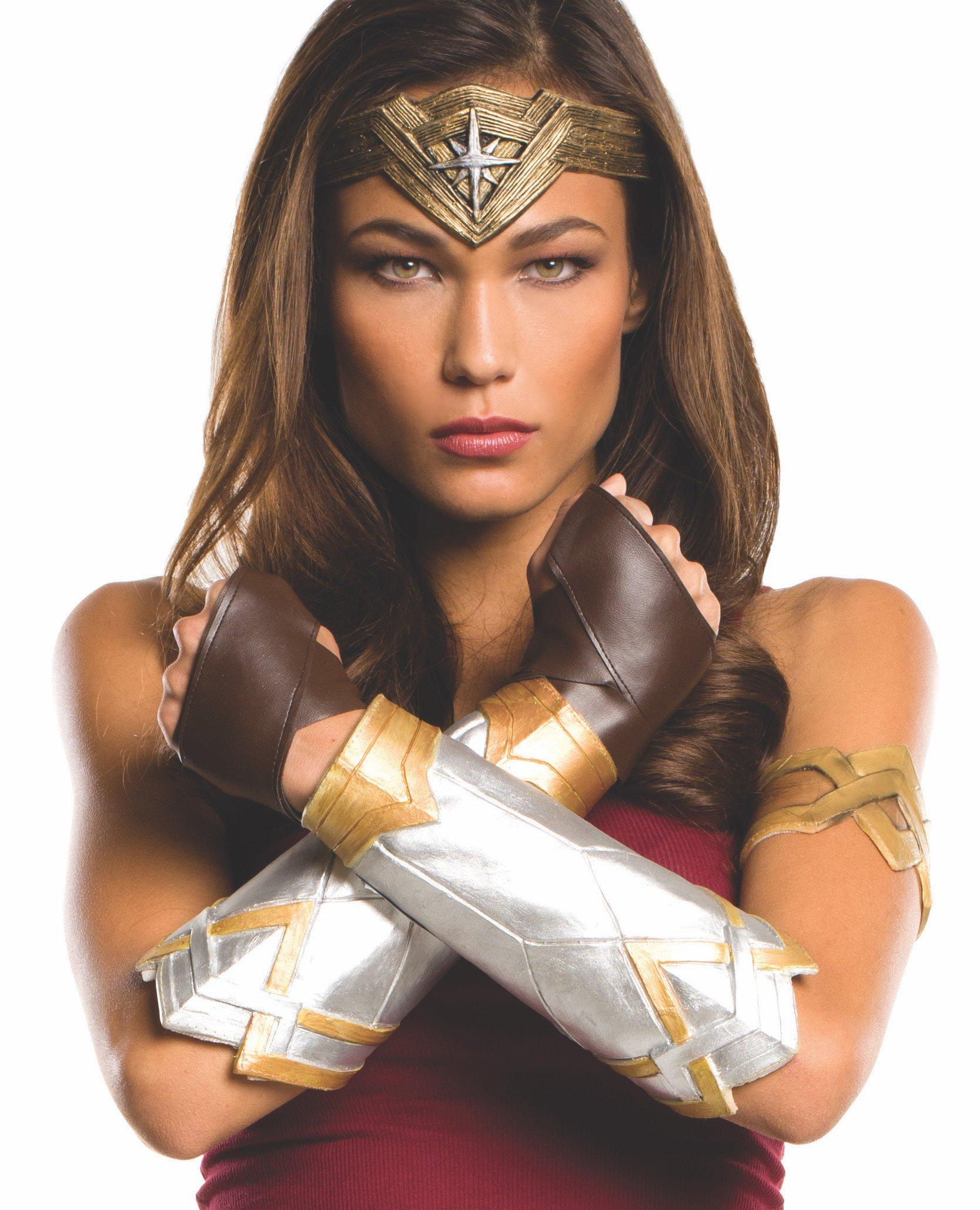 womens Wonder Woman Costume Accessories