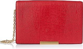 Oroton Women's Cruise Clutch, Crimson, One Size
