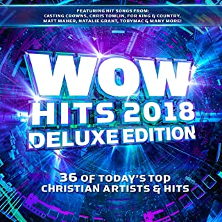 WOW Hits 2018 2 CDDeluxe Edition