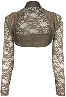 22d3bf85bc814b Amazon.com: Browns - Shrugs / Sweaters: Clothing, Shoes & Jewelry