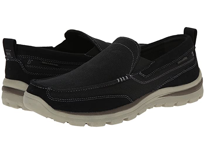 4c88b89468f01 SKECHERS Relaxed Fit Superior - Milford at Zappos.com