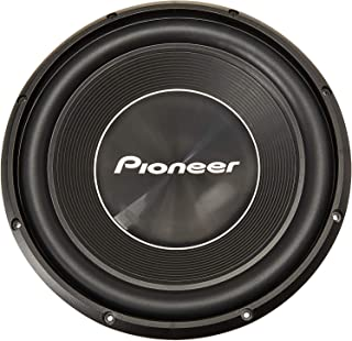 Pioneer TS 300D4Universalsubwoofer with Dual Voice Coil Black