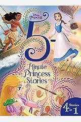 Disney Princess: More 5-Minute Princess Stories (Disney Storybook (eBook)) Kindle Edition