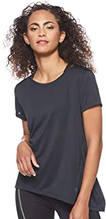Under Armour Women's UA Whisperlight SS Foldover TEES AND T-SHIRTS