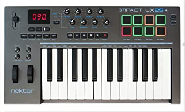 Nektar Midi Controller (IMPACT LX25+)
