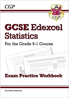 GCSE Statistics Edexcel Exam Practice Workbook - for the Grade 9-1 Course (includes Answers)