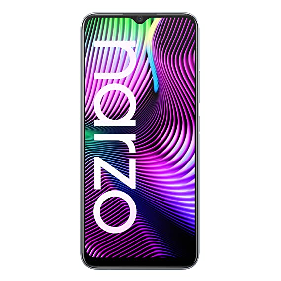 Realme narzo 20 (Glory Sliver, 4GB RAM, 128GB Storage) with No Cost EMI/Additional Exchange Offers