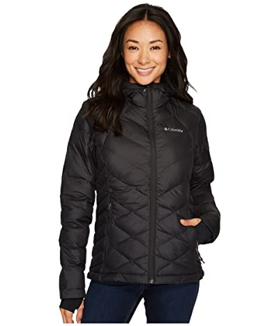 Columbia Heavenly Hooded Jacket (Black) Women