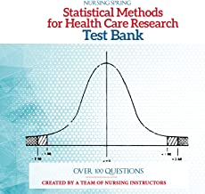 Statistical Methods for Health Care Research Test Bank
