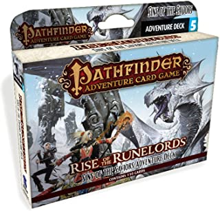Lone Shark Games: Pathfinder Adventure Card Game: Rise of th