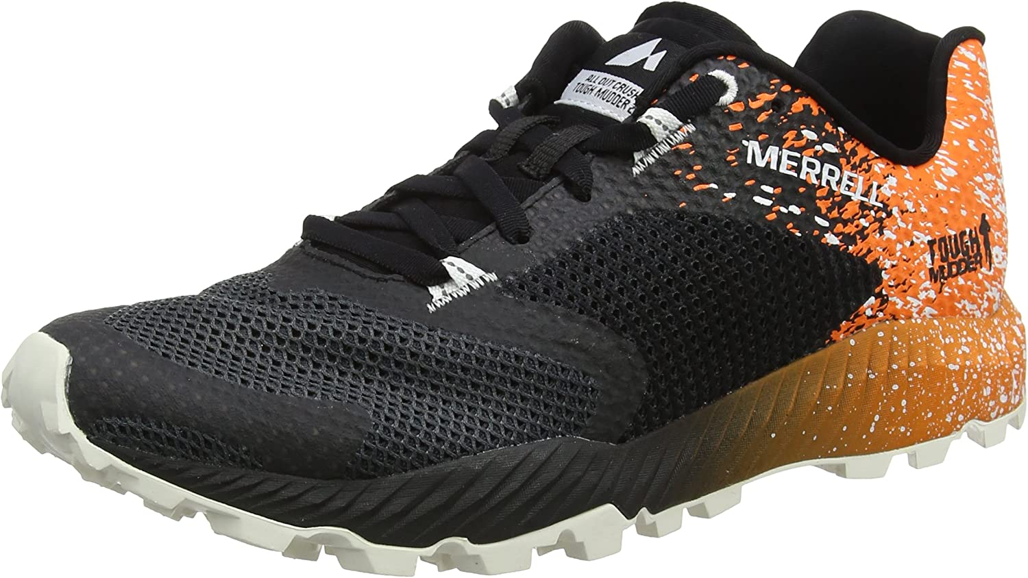 Merrell Men's All Out All Out Crush Tough Mudder 2 shoes