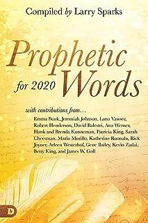 Prophetic Words for 2020