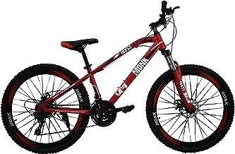 Monk Bicicleta Montaña Inxss Shimano F/DIS Rodada 26 21 Vel