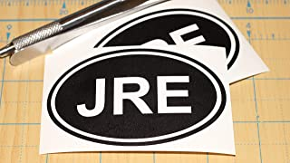 CELYCASY Joe Rogan Experience Sticker JRE Decal