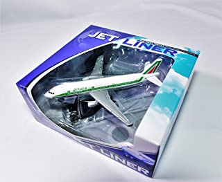 Socatec オフィシャルライセンス品 アリタリア航空 スチール模型 (Jet Liner - Alitalia)